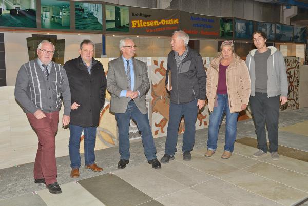 Verband Für Handel Handwerk Und Gewerbe EV RehlingenSiersburg - Fliesen outlet saarland