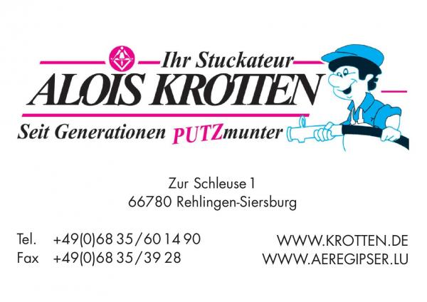 Alois Krotten Stuckateurbetrieb GmbH